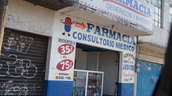 Farmacia de genericos y similares precios
