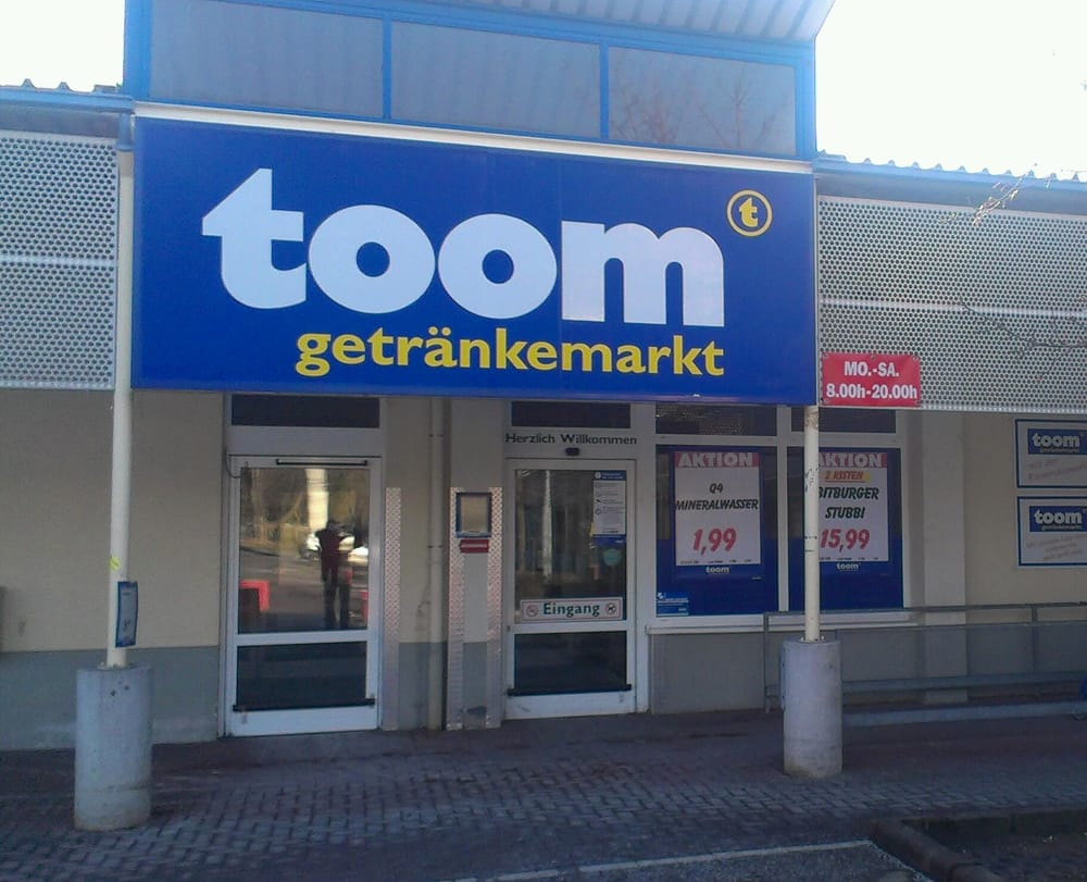 toom-Getränkemarkt - Getränkemarkt - Eschollbrückerstr. 26 ...