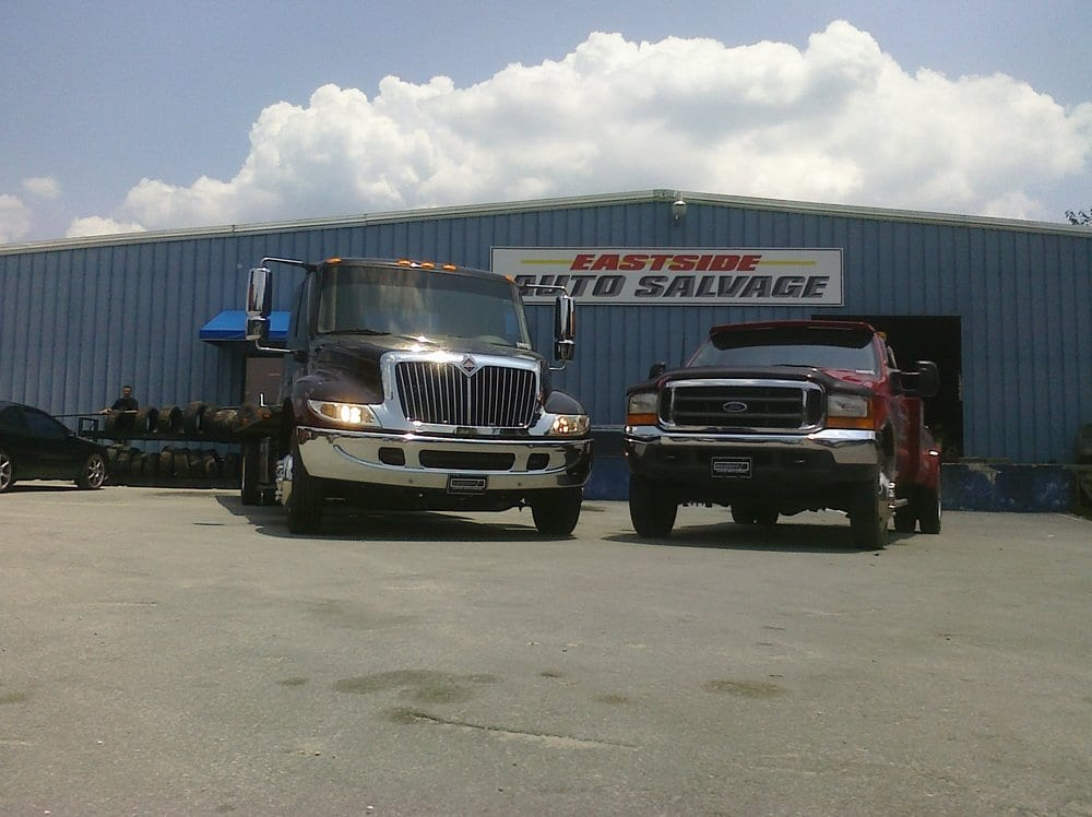 Eastside Auto Parts >> Eastside Auto Salvage Tires 1024 Rocky Run Rd Midway
