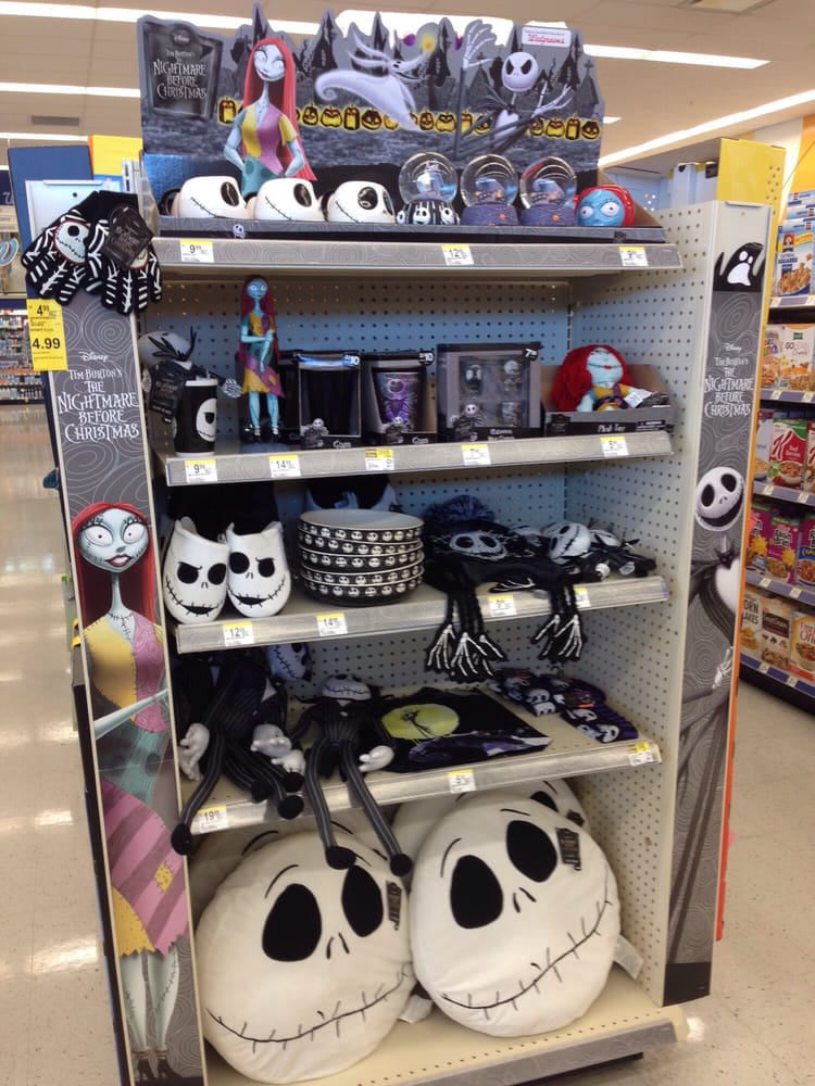Nightmare before Christmas items - Yelp