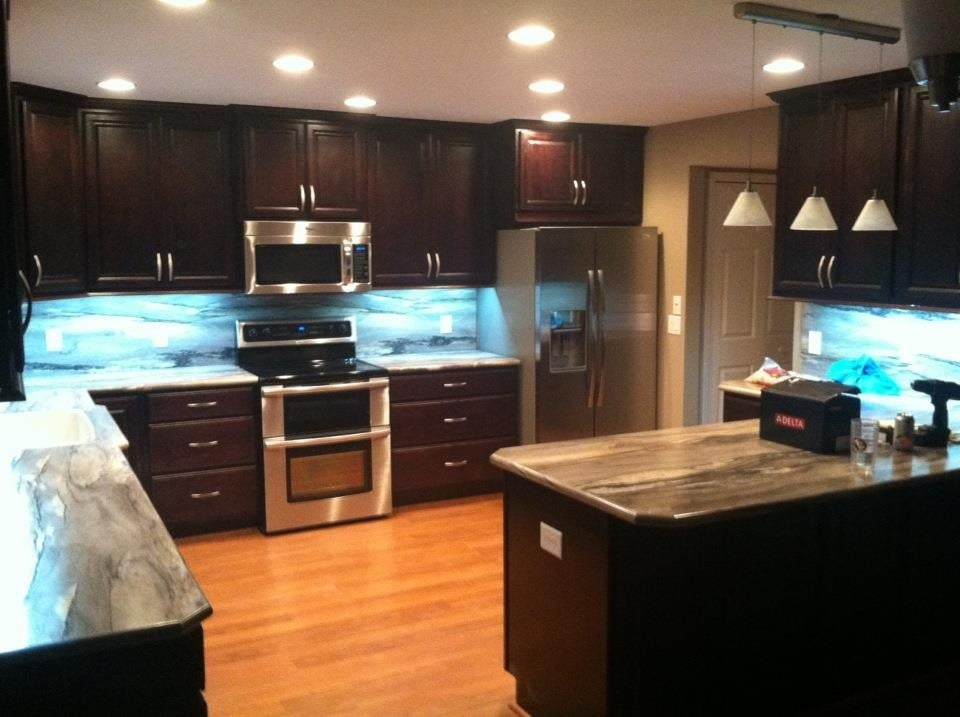 kitchen comfortable brown have ideas granite white furniture gorgeous to kraftmaid cabinet countertops laminate wooden need you glazyhome countertop design that beautiful black rectangle