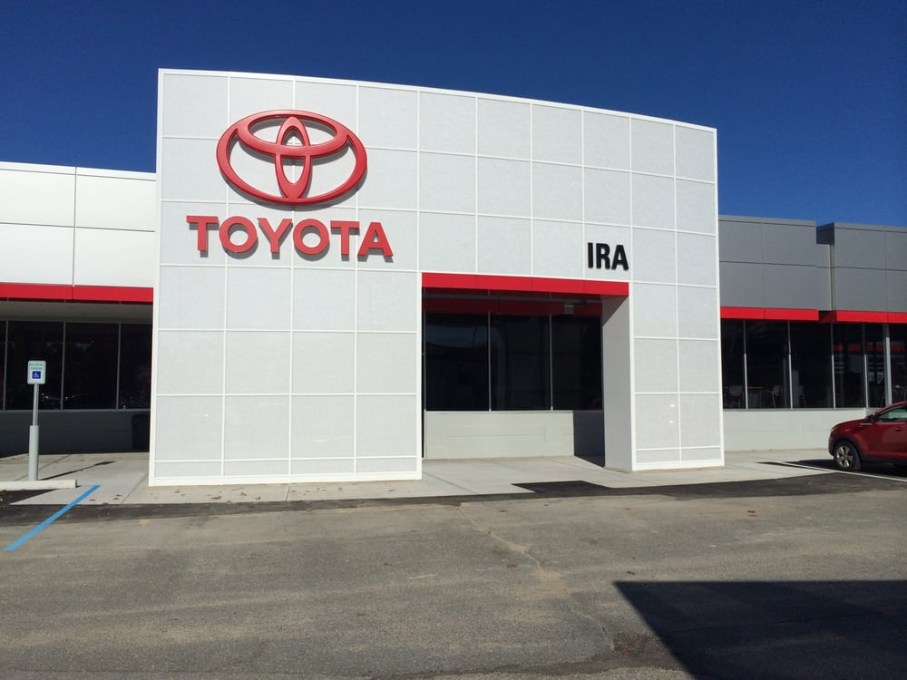 ira toyota manchester car dealers manchester nh reviews photos yelp. Black Bedroom Furniture Sets. Home Design Ideas