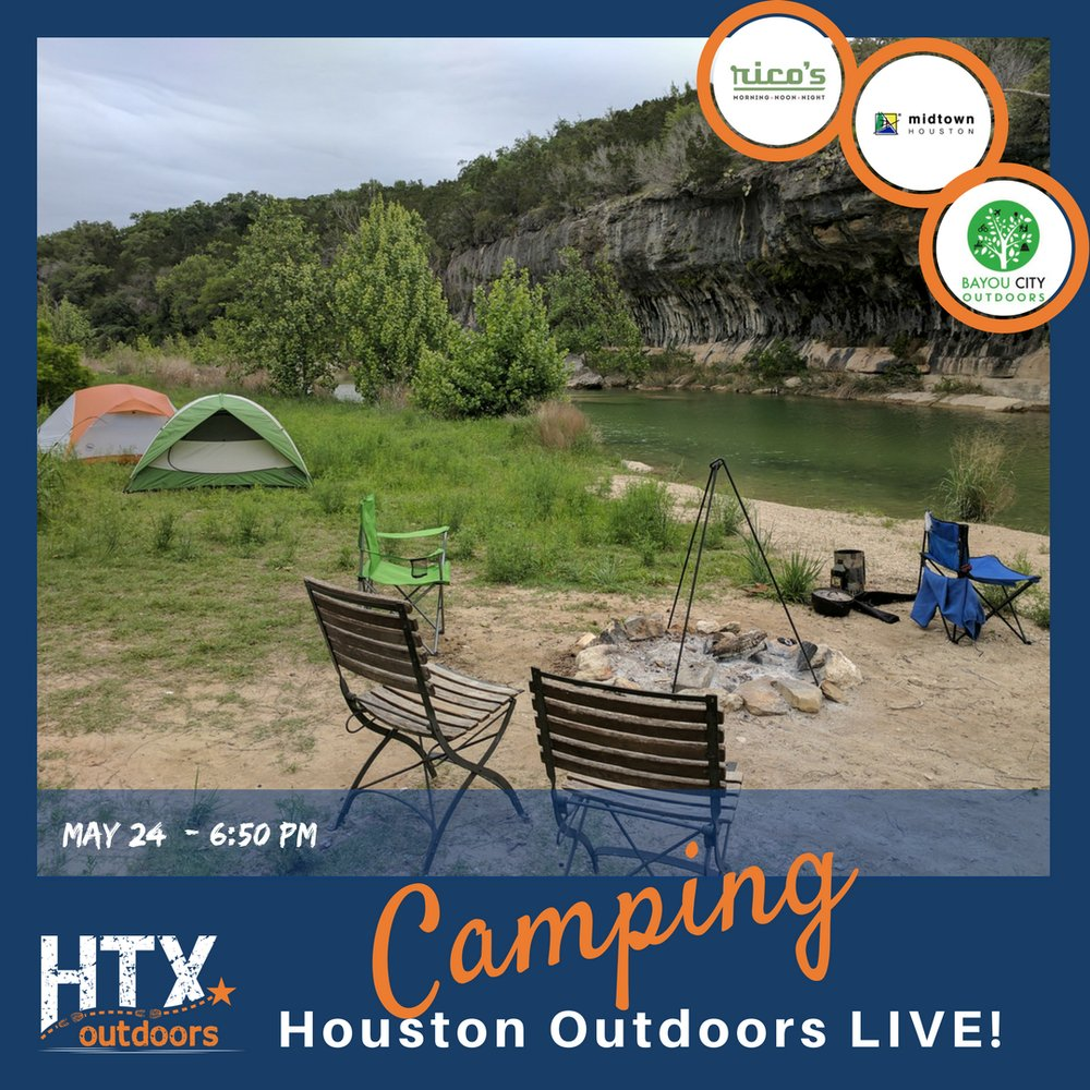 HTXoutdoors: Houston, TX