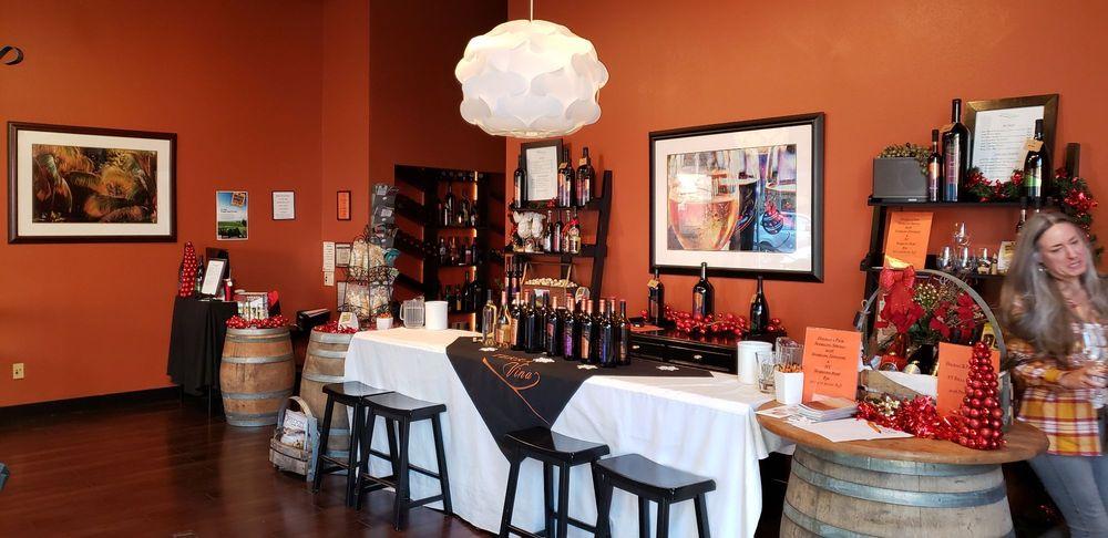 Social Spots from Terra Vina Wines