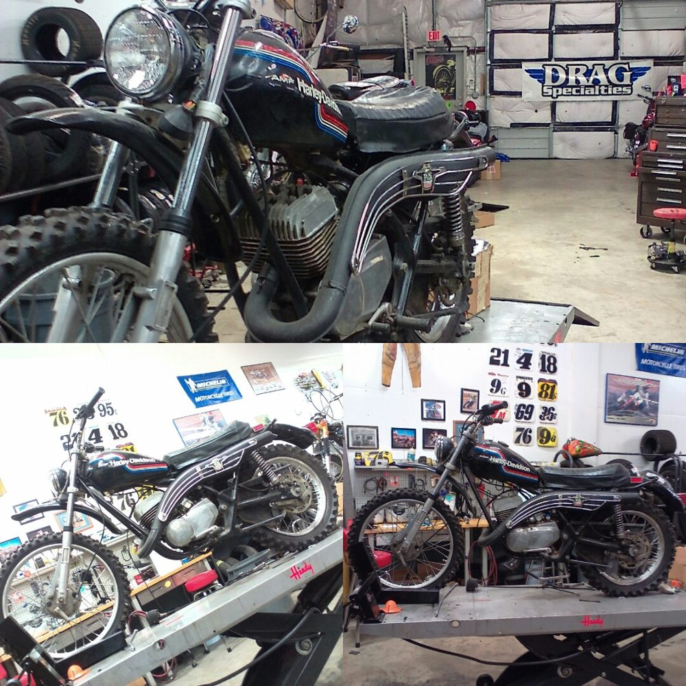 Mac's motorcycle service
