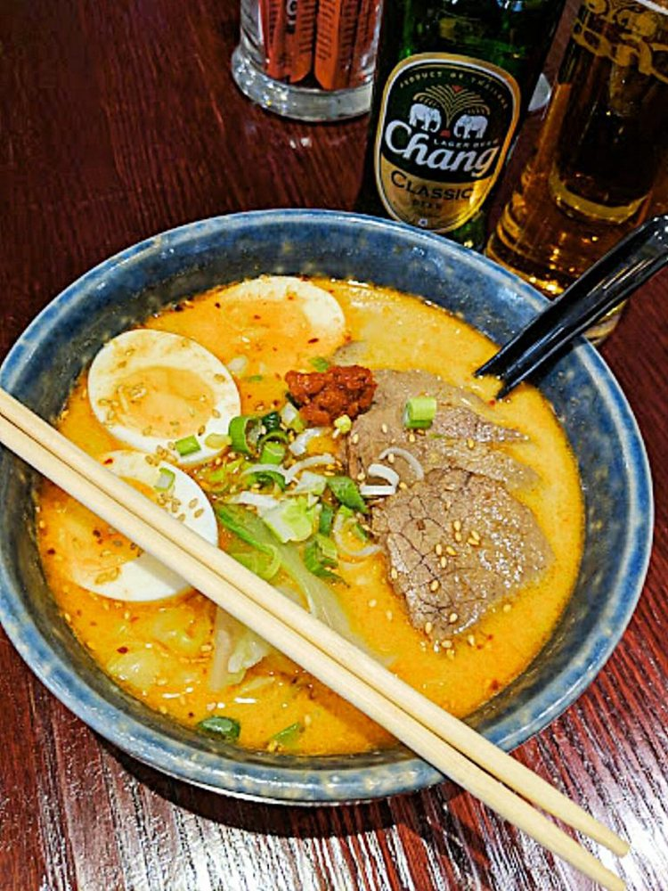 Food from Ramen Time
