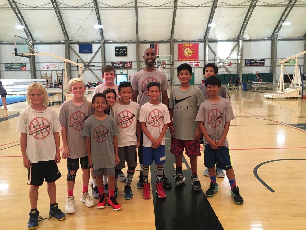Dynamic Basketball Training