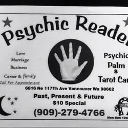 Psychic tarot card reader psychics 6816 ne 117th ave vancouver photo of psychic tarot card reader vancouver wa united states 10 reheart Images