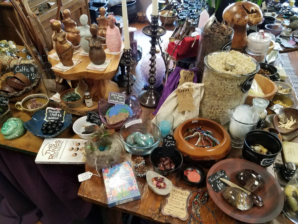 Laughingbrook Spellcrafting & Ancestral Arts: 103 S Old Statesville Rd, Huntersville, NC