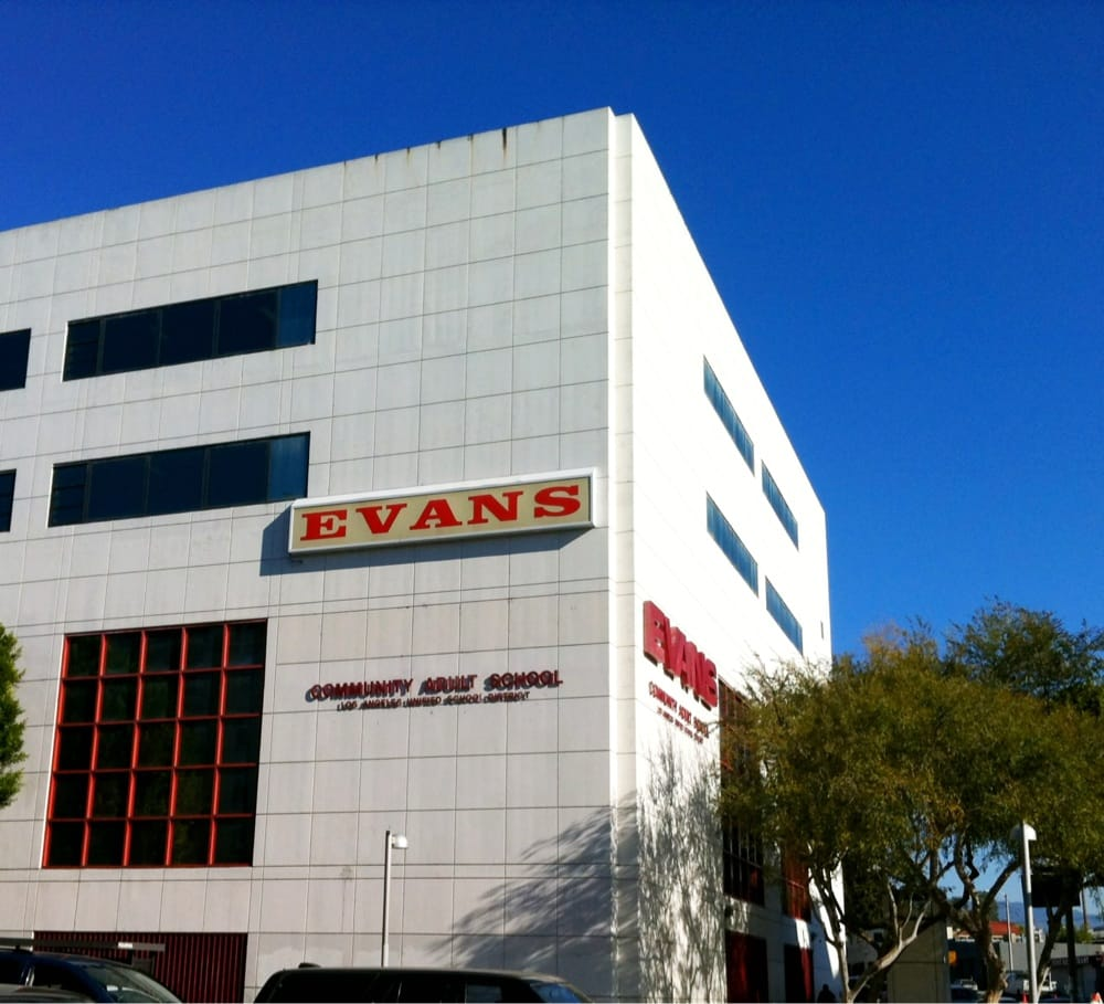 Can adult evans school for