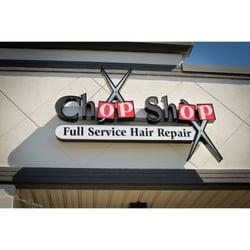Chop shop full service hair repair hair salons 3820 for A nail salon fort wayne in