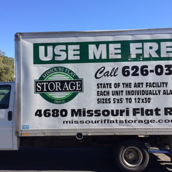 Awesome Photo Of Missouri Flat Storage Depot   Placerville, CA, United States