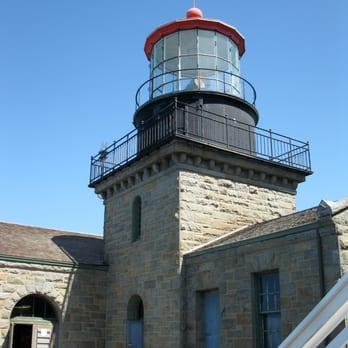 Point Sur Lighthouse Night