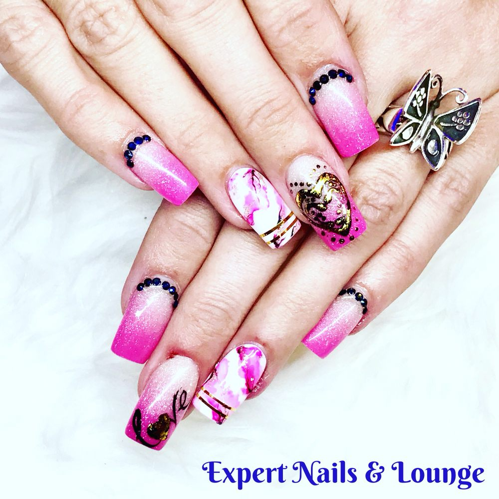 Expert Nails and Lounge by Danny: 204 Hw 332 W, Lake Jackson, TX