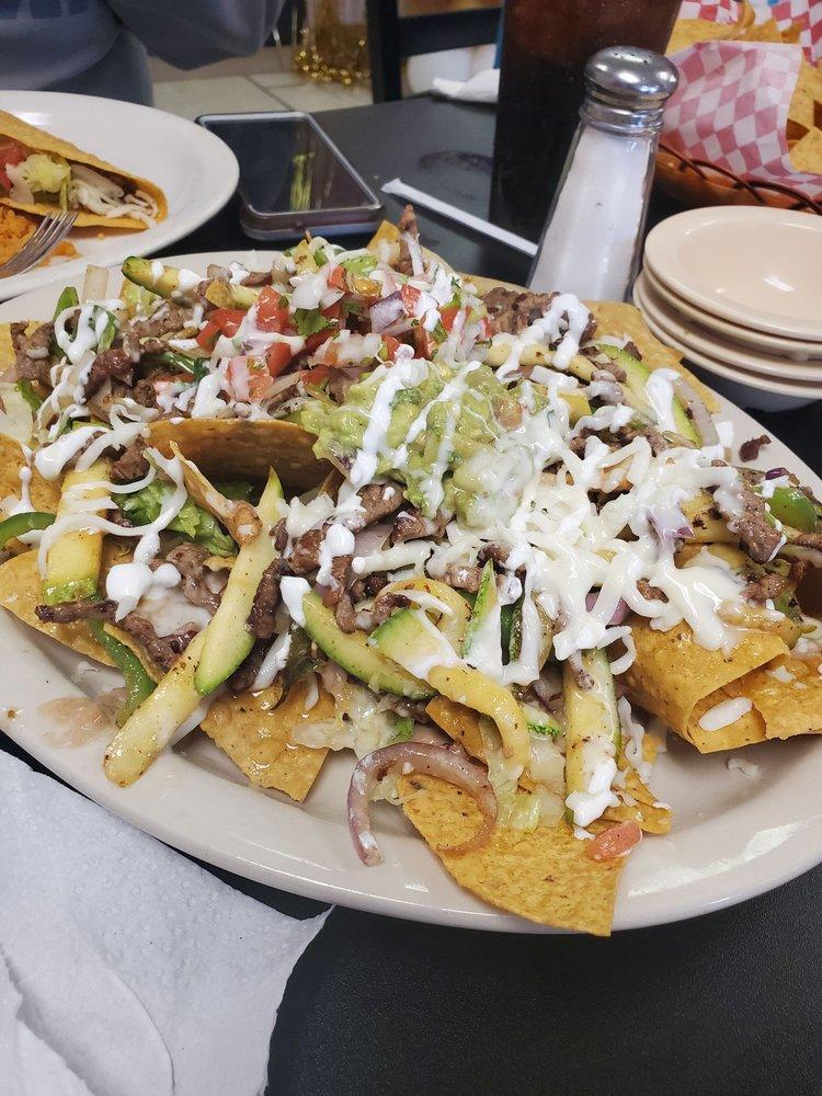 La Michoacana Mexican Grill: 1618 W Main St, Clarksville, AR