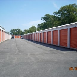 Beau Photo Of Self Storage Center   East Greenwich, RI, United States. Drive Up