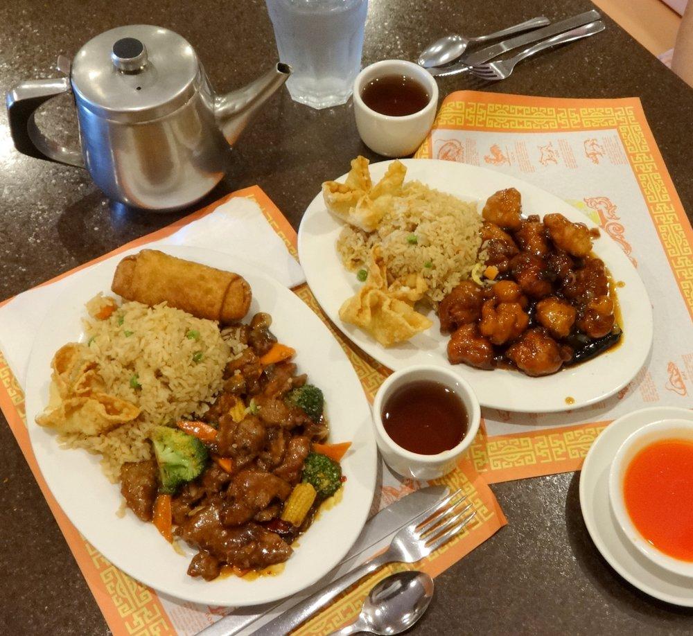 Three Happiness Restaurant: 3330 Alpine Ave NW, Grand Rapids, MI