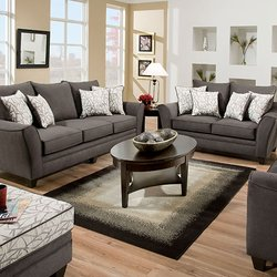Photo Of Rooms Today Outlet   Cleveland, OH, United States. Flannel Seal  Sofa ...