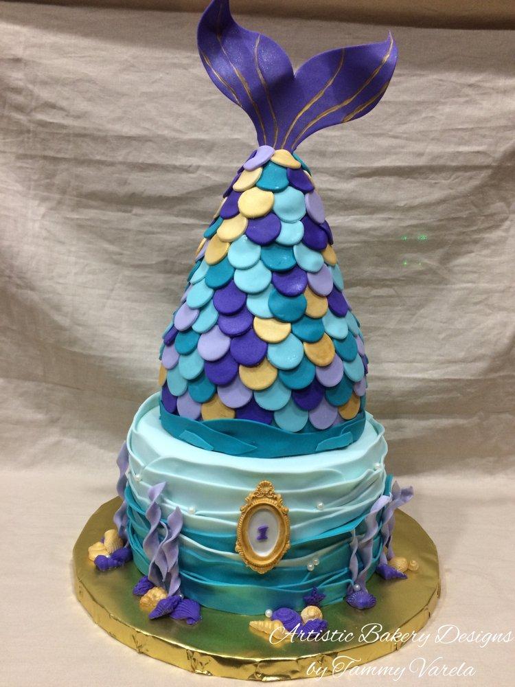 Mermaid Tail Cake Yelp