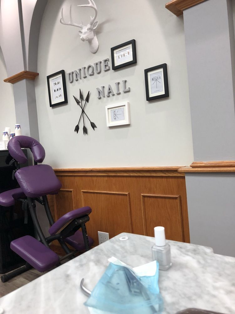 Unique Nail & Spa Inc: 11 N Station Plz, Great Neck, NY
