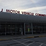 state of new jersey department of motor vehicles