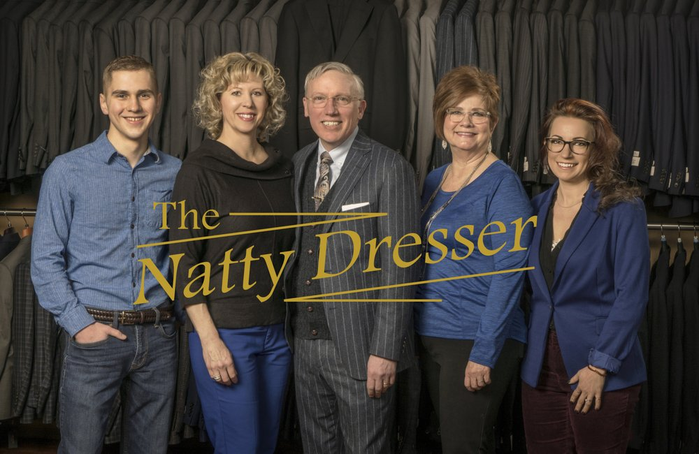 The Natty Dresser: 425 1st Ave W, Albany, OR
