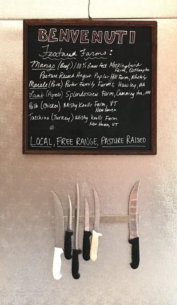 Corsello Butcheria: 130 Cottage St, Easthampton, MA