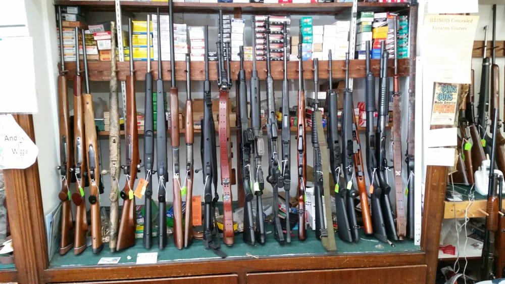 Trader's Diamonds Guns Watches & Loans: 214 W 3rd St, Alton, IL