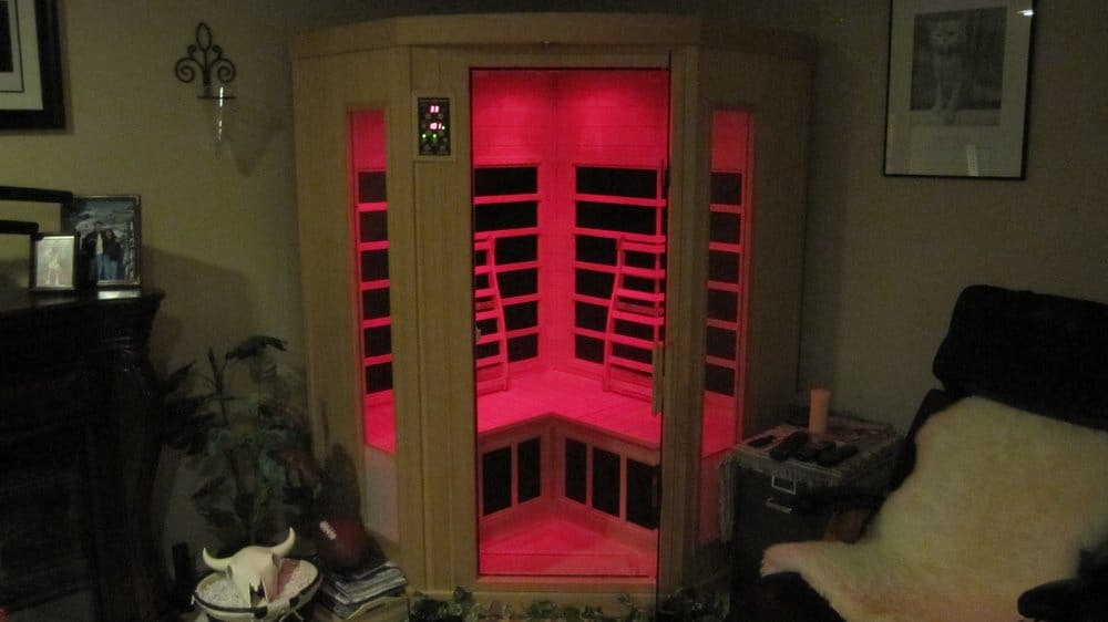 r h far infrared sauna einbau reparatur von saunen crestview dr surrey bc kanada. Black Bedroom Furniture Sets. Home Design Ideas