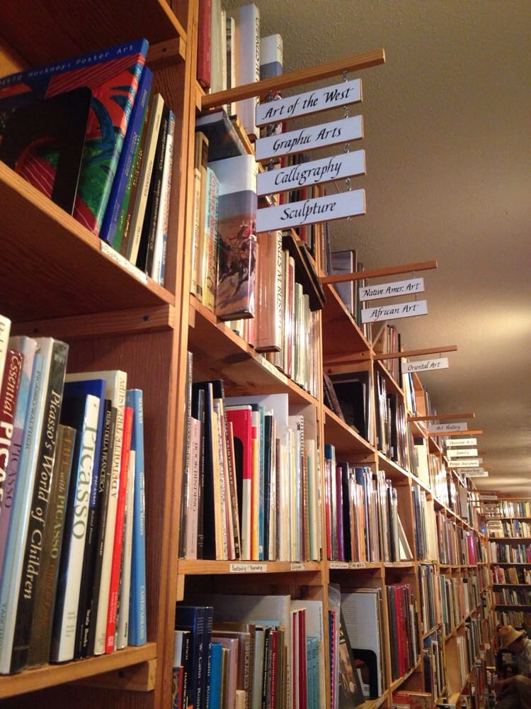 William James Bookseller: 829 Water St, Port Townsend, WA