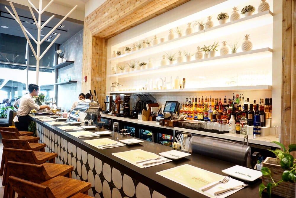 Italian Restaurant Near Ala Moana Center