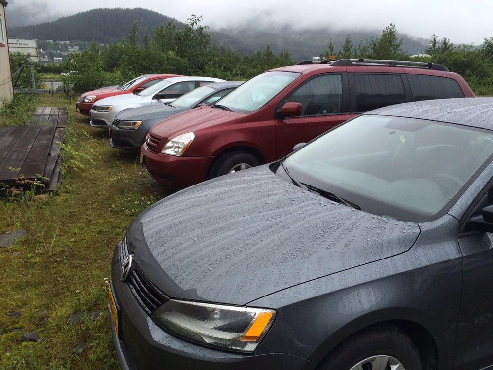 Juneau Alaska Airport Car Rental