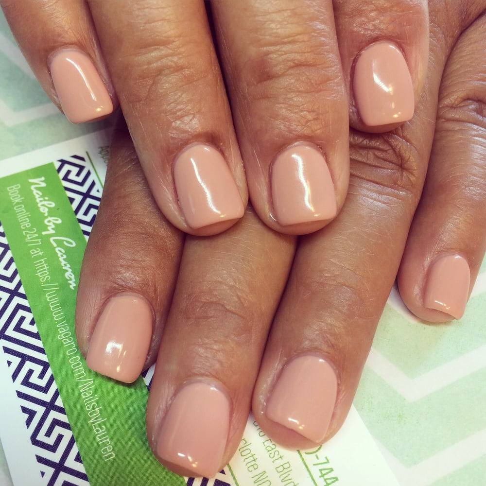 Nude color by Kiara Sky GEL - Yelp