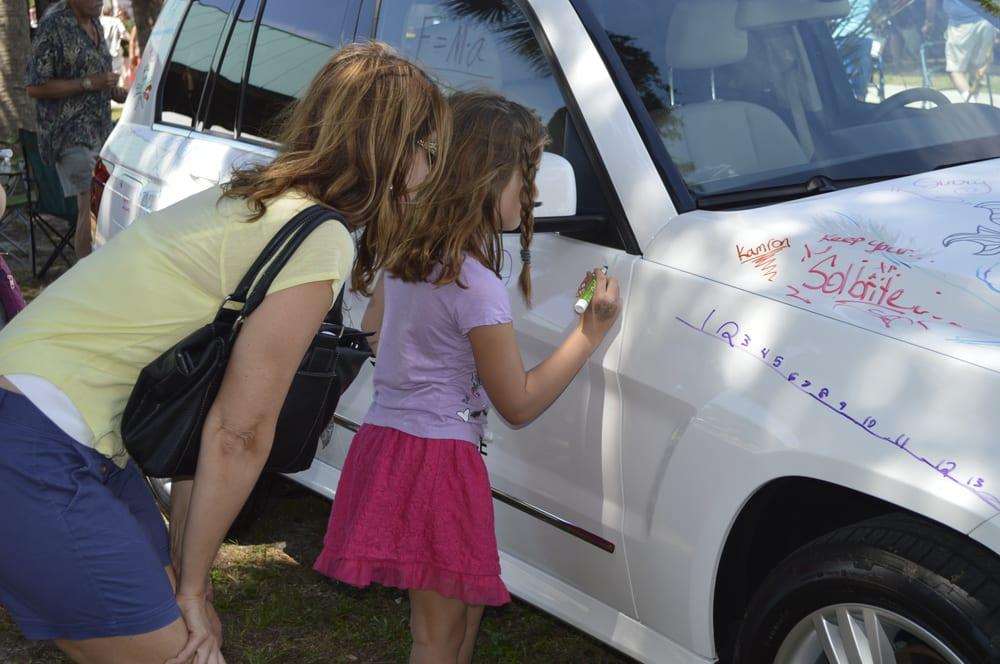 Drawing on the car yelp for Spanos motors daytona beach