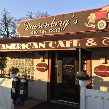Duesenberg S American Cafe And Grill Catonsville Md