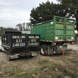 Junk Removal Amp Hauling In Santa Cruz Yelp