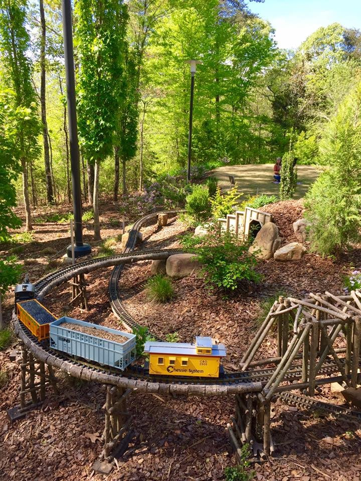 Train set yelp - Botanical gardens gainesville ga ...