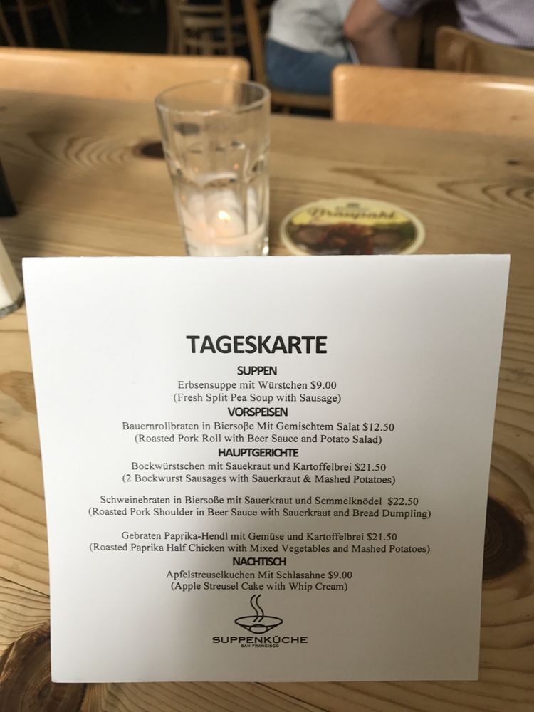 Sauerbraten! Sooo delicious. And the spaetzle is the best I\'ve ever ...