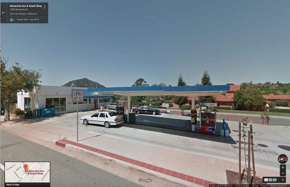 Photos for university gas snack shop yelp for San luis bay motors kia