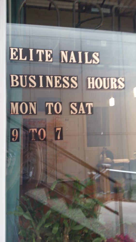 Elite Nails - 18 Reviews - Nail Salons - 101 N 85th St, Greenwood ...