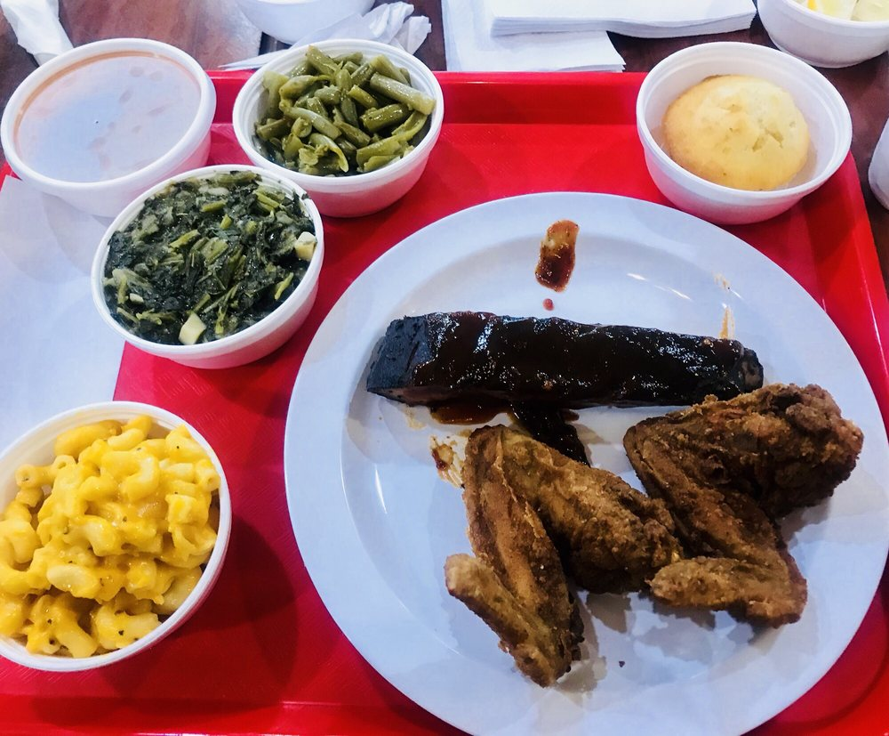 Big Daddy's Southern Cuisine: 121 Martin Luther King Jr Dr, Atlanta, GA