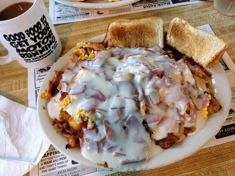 The Kickstart Cafe: 26706 State Rt 267, Choconut, PA
