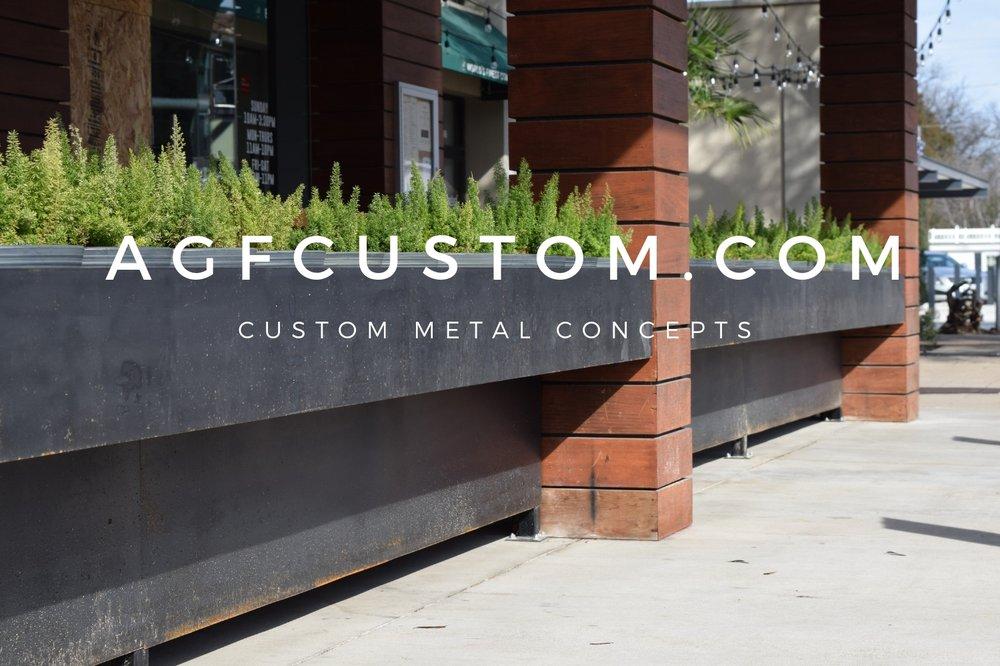AGF Custom Metal Concepts