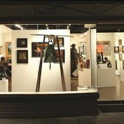 Scottsdale Fine Art Gallery - CLOSED - Art Galleries - 7116 E Main