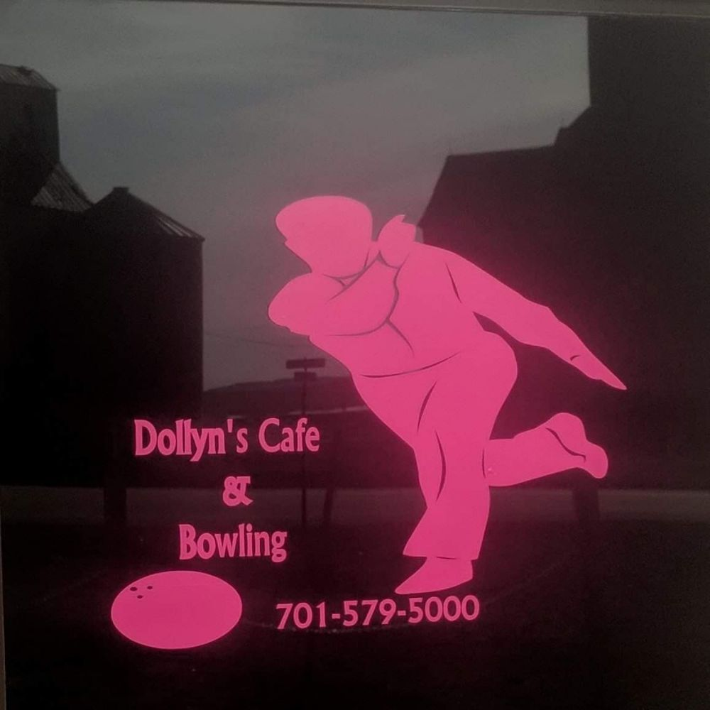 Dollyn's Cafe: 25 8th St W, New England, ND