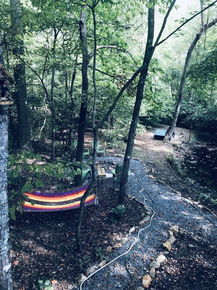 Bach's Creekside Retreat: Cherry Log, GA