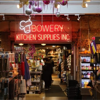 Photo Of Bowery Kitchen Supply Equipment   New York, NY, United States. 2014