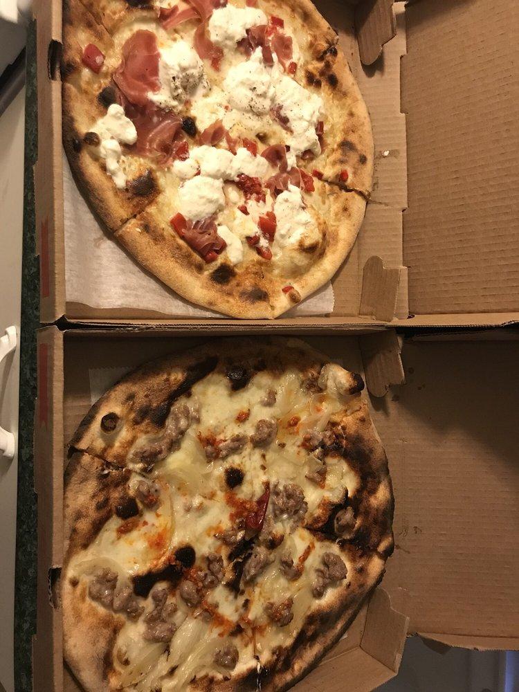 900 Degrees Pizza Truck Bridgeport