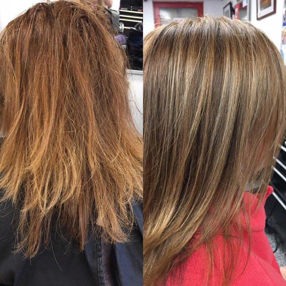 Til Next Time Hair Salon: 1360B Cape St Claire Rd, Annapolis, MD