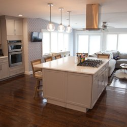 Photo Of Express Kitchens   Torrington, CT, United States. Star Cabinetry  Columbia Grey